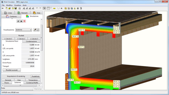 Software dartwin per l 39 analisi termica in edilizia for Miglior software di progettazione edilizia