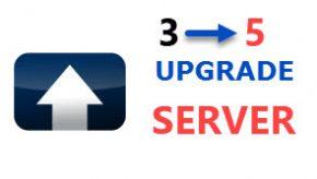 upgrade3to5server